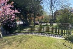 Apt 1 Garden Fence