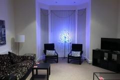 Apt5 Lounge Christmas