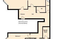 Apt5 Floorplan
