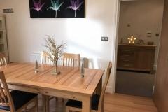 Apt6 Kitchen Dining Hallway
