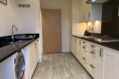 Apartment 9 Rental Kitchen