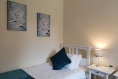 Apartment 9 Holiday Rental Bedroom 2